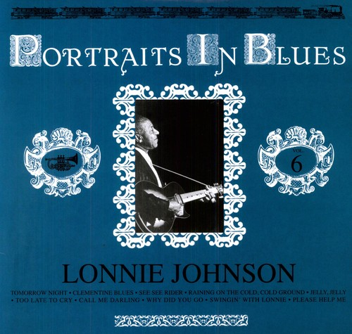 Portraits In Blues, Vol. 6