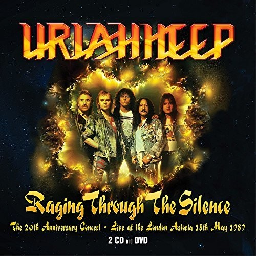 Raging Through The Silence: 20th Anniversary Concert [Import]