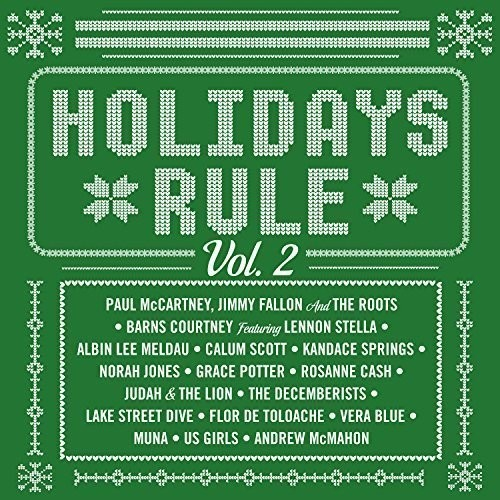 Holidays Rule Volume 2 (Various Artists)