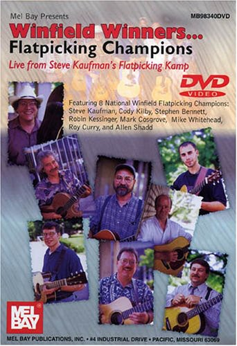 Winfield Winners: Flatpicking Champions Live /  Various