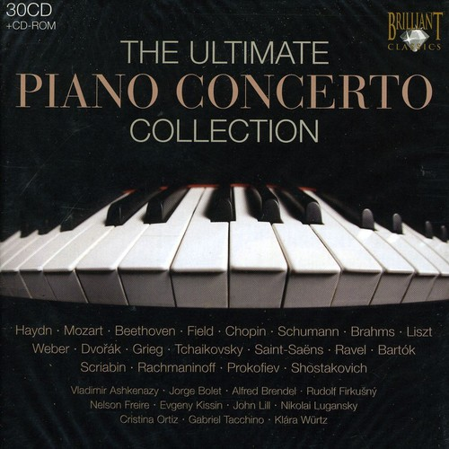 Ultimate Piano Concerto Collection