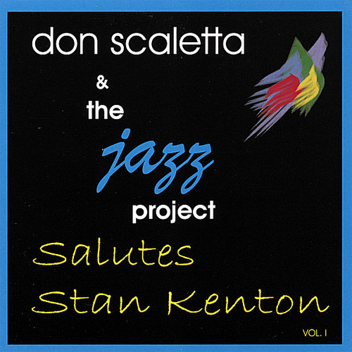 Don Scaletta & the Jazz Project Salutes Sta 1