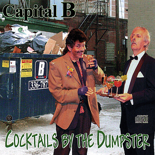 Cocktails By the Dumpster