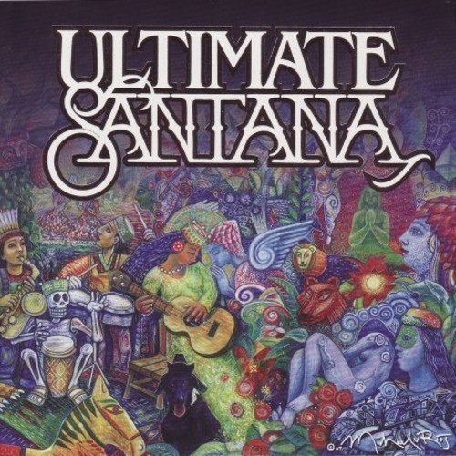 Ultimate Santana [Import]