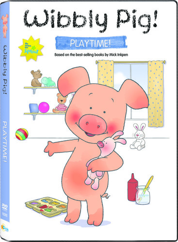 Wibbly Pig: Playtime