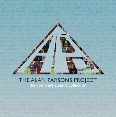 The Complete Albums Collection [Box Set]