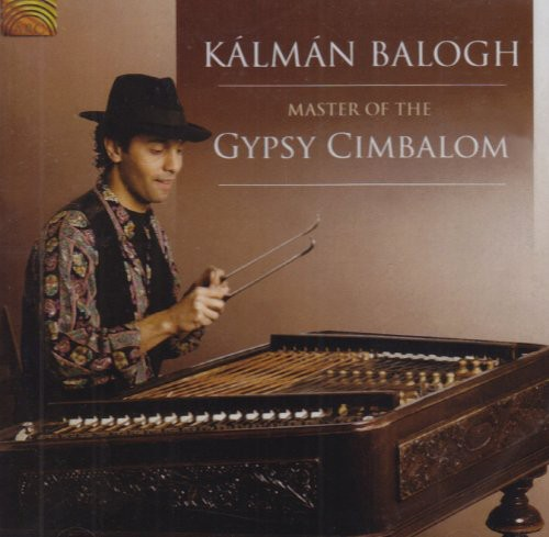 Master of the Gypsy Cimbalom