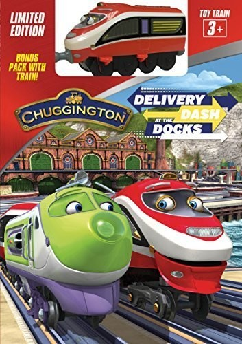 Chuggington: Delivery Dash at the Docks (W/ Train)