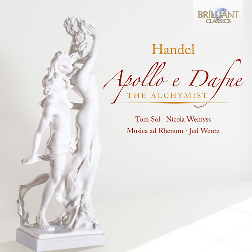 Apollo E Dafne the Alchymist