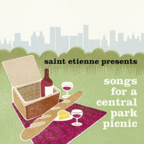 Saint Etienne Presents Songs for a Central Park [Import]