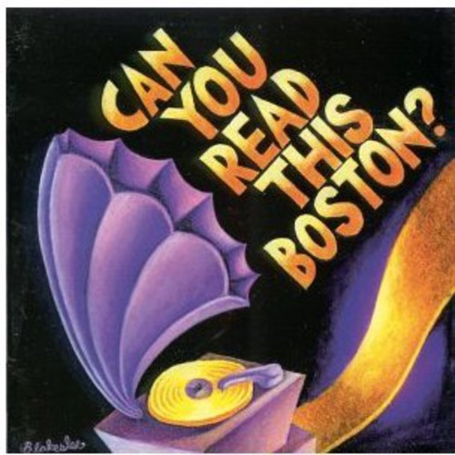 Can You Read This Boston? /  Various