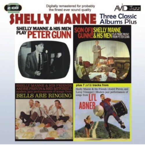 Peter Gunn/ Son Of Gun/ Bells Are Ringing/ L'il Abner
