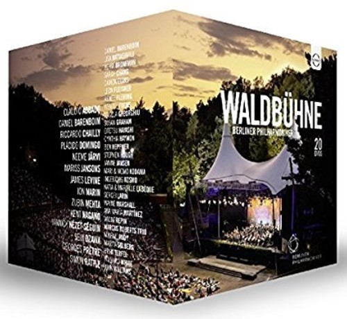 Waldbuehne: 20 Concerts Between 1992 & 2016