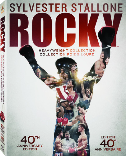 Rocky Heavyweight Collection 40th Anniversary Edition
