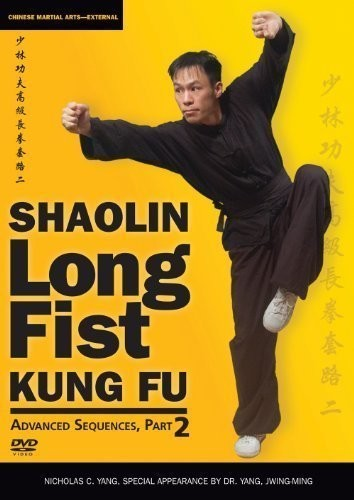 Longfist Kung Fu Advanced Sequences Part Two