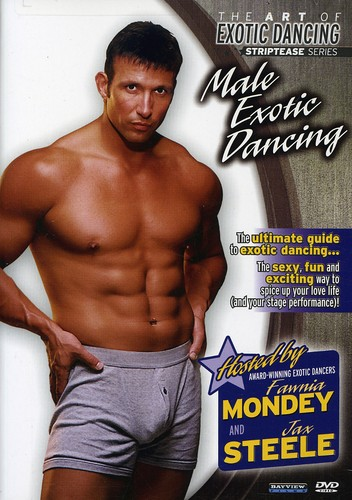 Striptease Series: Male Exotic Dancing [Instructional]