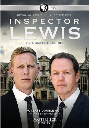 Inspector Lewis: The Complete Series (Masterpiece Mystery)