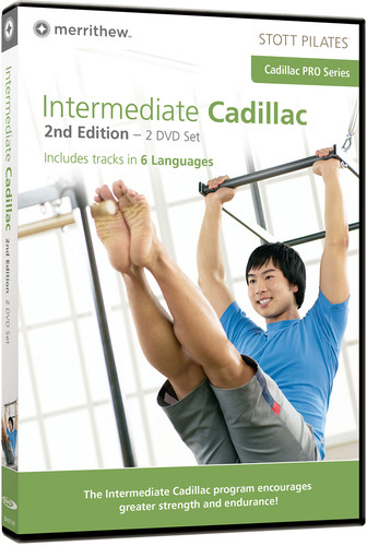 Stott Pilates: Intermediate Cadillac 2nd Edition