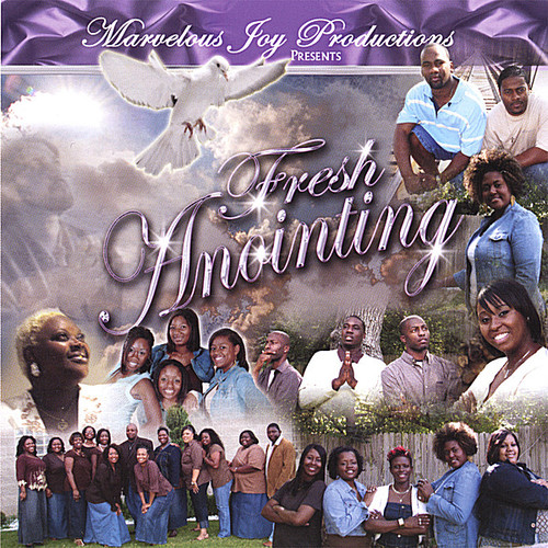 Fresh Anointing /  Various