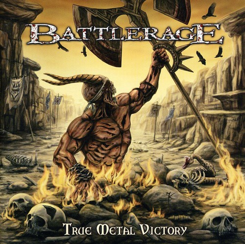 True Metal Victory [Import]