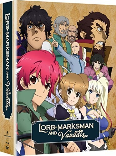 Lord Marksman and Vanadis: Complete Series