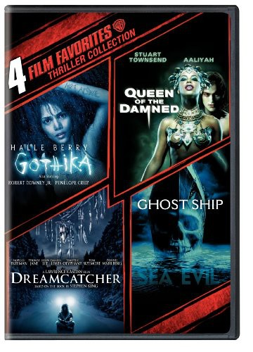 4 Film Favorites: Thriller Collection [Widescreen] [2 Discs]