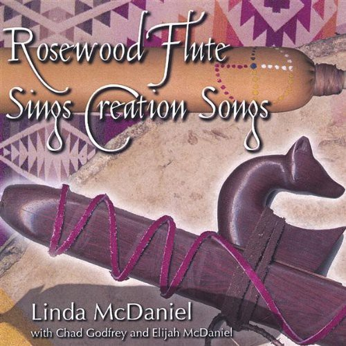 Rosewood Flute Sings Creation Songs