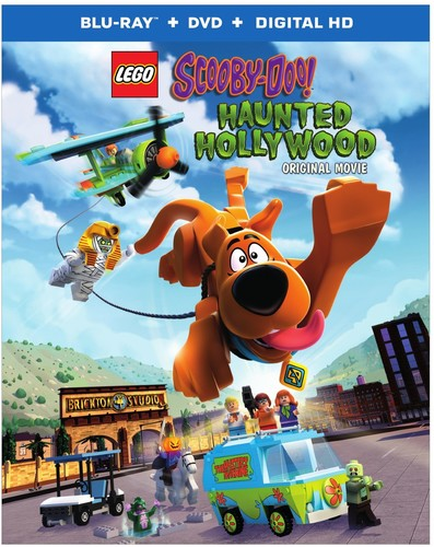 Lego Scooby: Haunted Hollywood (without Figurine)