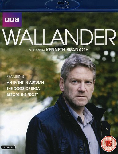 Wallander Series 3 [Import]