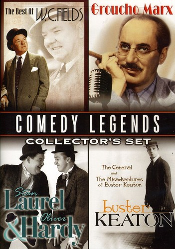 Comedy Legends Collector's Set