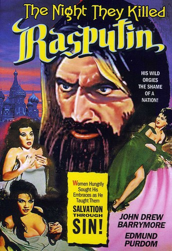 Night They Killed Rasputin
