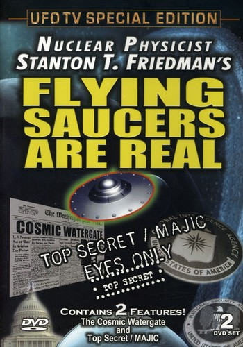 Flying Saucers Area Real