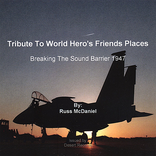 Tribute to World Hero's Friends Places