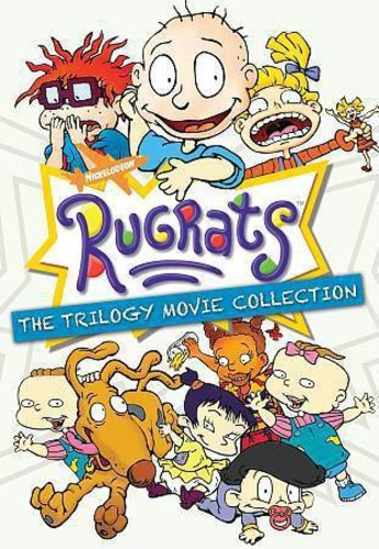 The Rugrats Trilogy Movie Collection