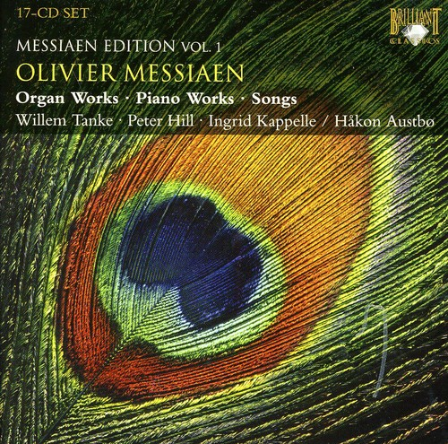 Messiaen Edition 1