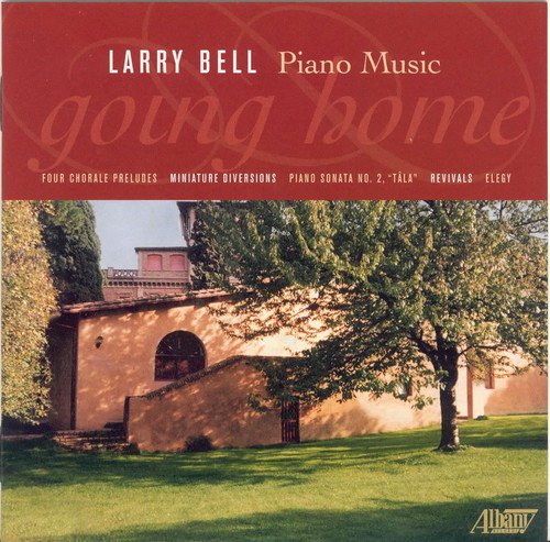 Piano Music of Larry Bell