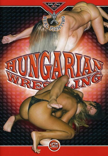 Real Topless Fighting: Hungarian Wrestling, Vol. 2