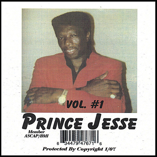 Prince Jesse Vol 1.*Second Edition
