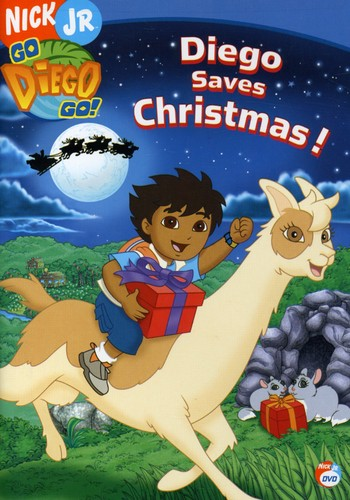 Diego Saves Christmas