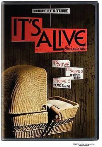 It's Alive 1-3 [2 Discs] [Triple Feature] [Repackaged]