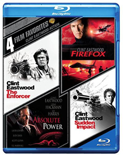 4 Film Favorites: Clint Eastwood Action