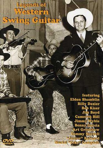Legends of Western Swing Guitar /  Various