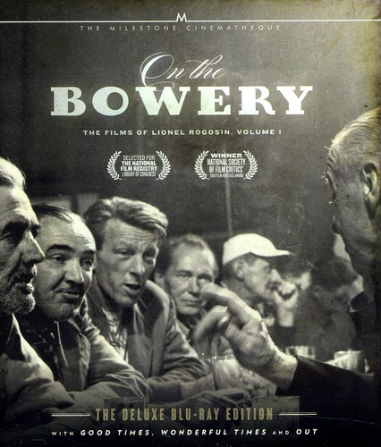 On The Bowery: The Films Of Lionel Rogosin, Vol. 1