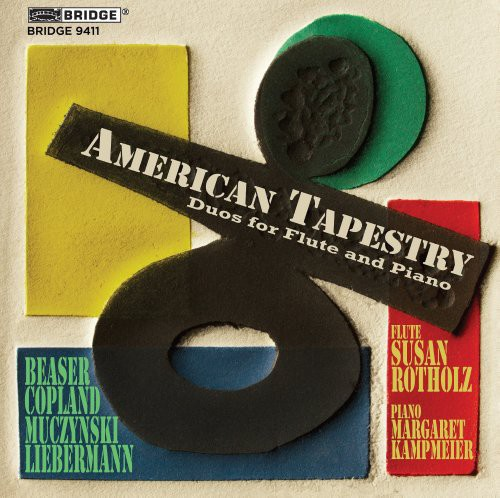 American Tapestry: Dups for Flute & Piano