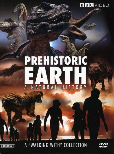 Prehistoric Earth [Gift Set] [6 Discs] [Collector's Edition] [Digipak] [Widescreen]
