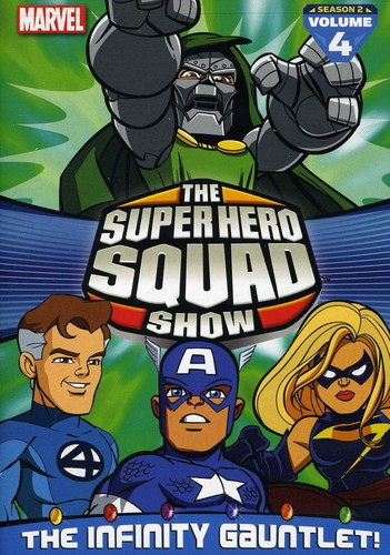 The Super Hero Squad Show: The Infinity Gauntlet!: Season 2 Volume 4