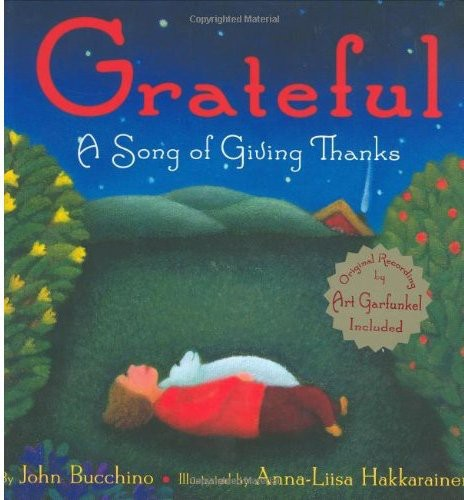 Grateful a Song of Giving Thanks (Children's Book)