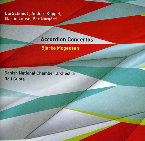 Accordion Concertos