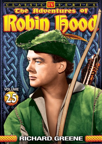 The Adventures of Robin Hood: Volume 25