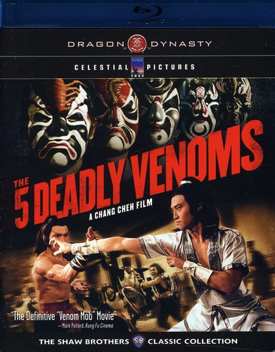 The Five Deadly Venoms [Widescreen]